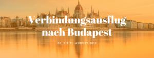 Verbindungsausflug nach Budapest @ Budapest